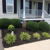 Mulch by Picture Perfect Lawn Maintenance Prince George VA (804) 530-2540