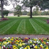 Mowing by Picture Perfect Lawn Maintenance Dinwiddie VA (804) 530-2540