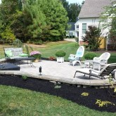 Mulch by Picture Perfect Lawn Maintenance Midlothian VA (804) 530-2540