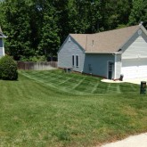 Mowing Fertilizer by Picture Perfect Lawn Maintenance Chesterfield VA (804) 530-2540