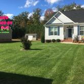 Picture Perfect Lawn Maintenance | 804-530-2540 | custom organic fertilization program Colonial Heights VA