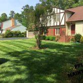 Picture Perfect Lawn Maintenance | 804-530-2540 | professional mowing fertilization service Chester VA