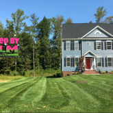 Picture Perfect Lawn Maintenance | 804-530-2540 | professional mowing edging trimming grass yard service Midlothian VA
