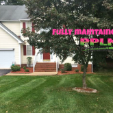 Picture Perfect Lawn Maintenance | 804-530-2540 | complete coverage lawn care mulch prune mow fertilize Chesterfield Virginia