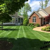 Picture Perfect Lawn Maintenance | 804-530-2540 | best full service lawn care fertilization program mowing mulching pruning Chesterfield VA