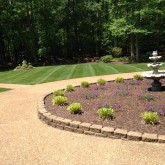Mulch and Mowing by Picture Perfect Lawn Maintenance Prince George VA (804) 530-2540