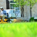 Summerford Lawn Aeration Seeding Fertilization