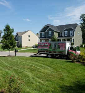 Grass Seeding in September } Lawn Care | Fertilization | Picture Perfect Lawn Maintenance | (804) 530-2540