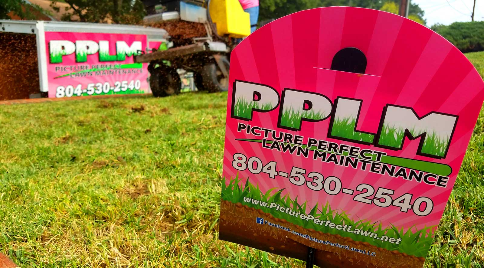Picture Perfect Lawn Maintenance Chesterfield VA (804) 530-2540